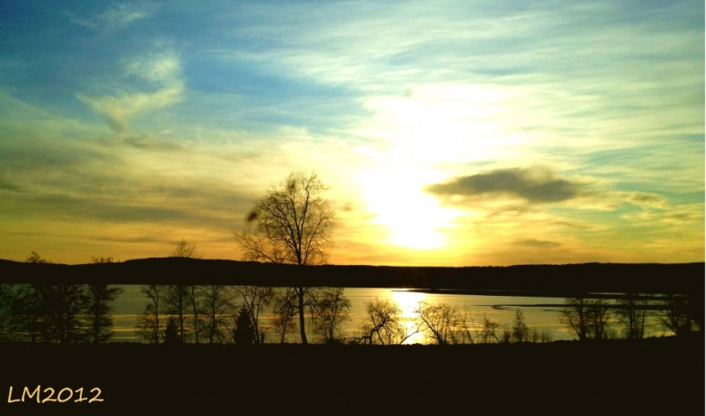 sjö_solnedgång