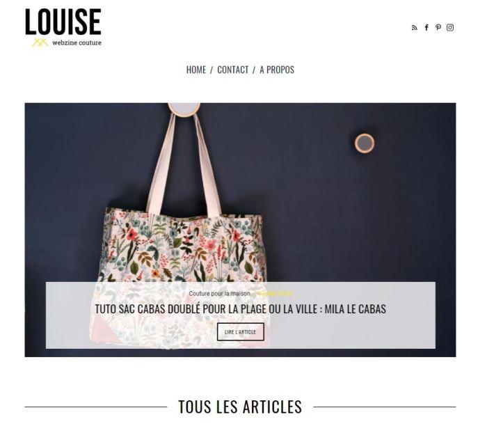louisemagazine